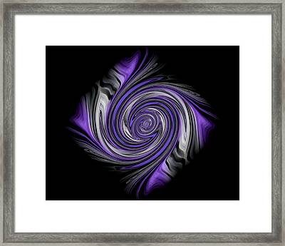 Diamond 216 Framed Print by J D Owen