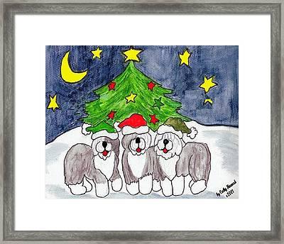 3 Dog Night...jeremiah Was A Sheepdog Framed Print