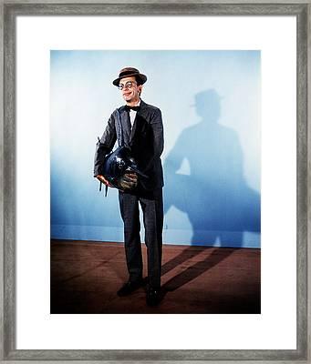 Don Knotts Framed Print