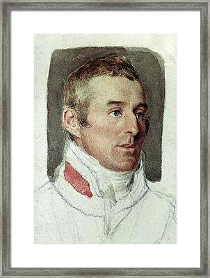 Duke Of Wellington (1769-1852) Framed Print by Granger