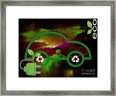 Eco Collection Framed Print