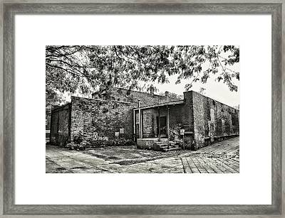 Elm St Framed Print by HD Connelly