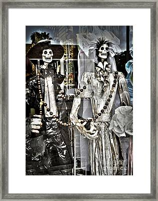 Framed Print featuring the photograph Eternity by Gina Savage