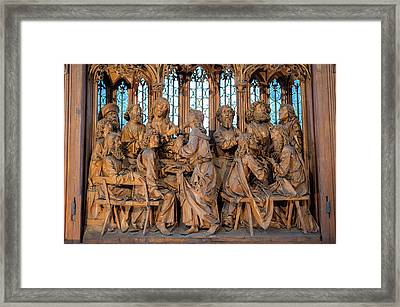 Europe, Germany, Baden-wurttemberg Framed Print by Jim Engelbrecht
