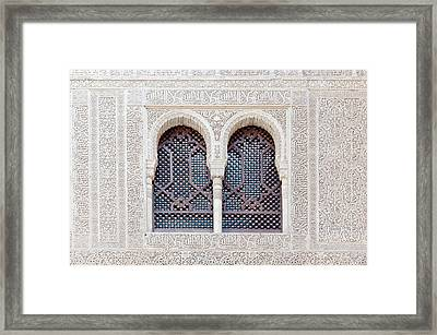 Europe, Spain, Andalusia, Granada Framed Print