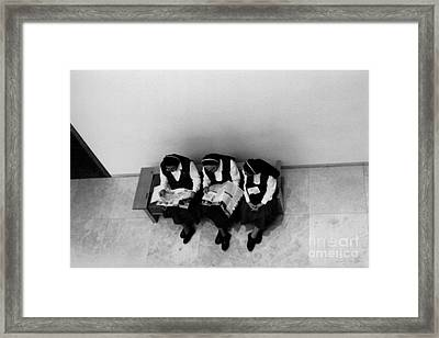 3 From Above Framed Print by Lorena Rivera