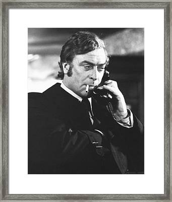 Get Carter  Framed Print by Silver Screen