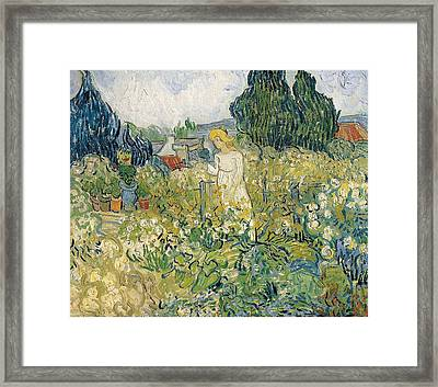 Gogh, Vincent Van 1853-1890 Framed Print by Everett
