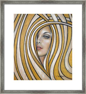 Golden Dream 060809 Framed Print