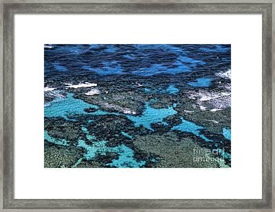 Great Barrier Reef Framed Print