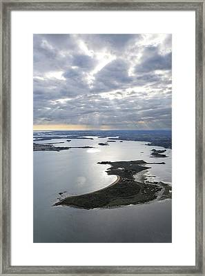 Gulf Of Morbihan, Vannes Framed Print