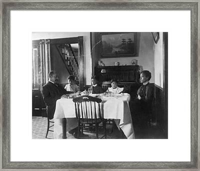 Hampton Institute, C1900 Framed Print by Granger