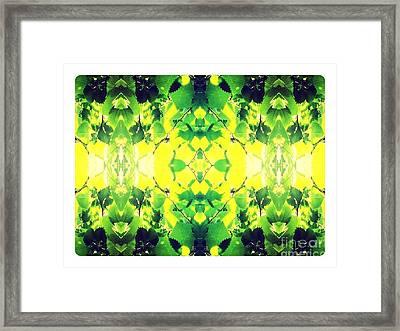 Hikari Framed Print by Yuuya Yokoyama