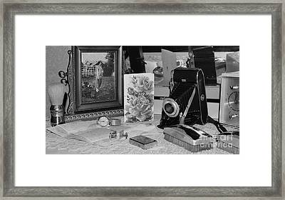 His Framed Print