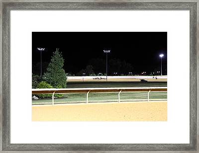 Hollywood Casino At Charles Town Races - 12122 Framed Print by DC Photographer