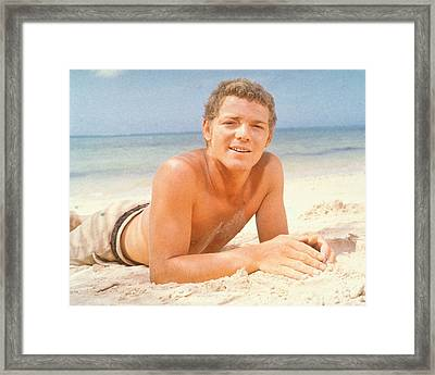 James Macarthur Framed Print