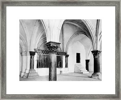 Jerusalem Last Supper Framed Print by Granger