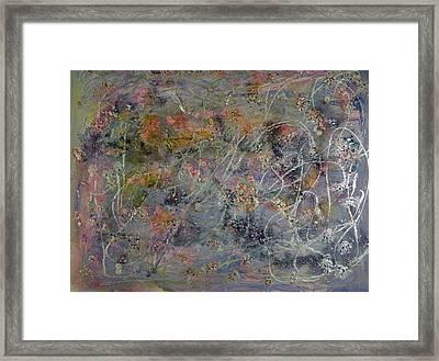 Jubilee Painting  Framed Print