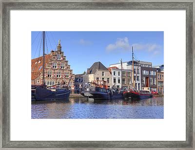 Leiden Framed Print by Joana Kruse