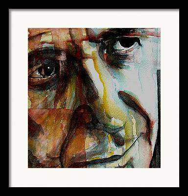 Print Face Framed Prints