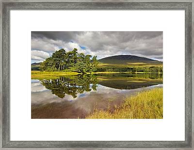 Loch Tulla Framed Print