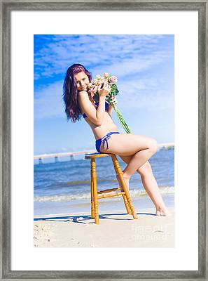 Love Framed Print by Jorgo Photography - Wall Art Gallery