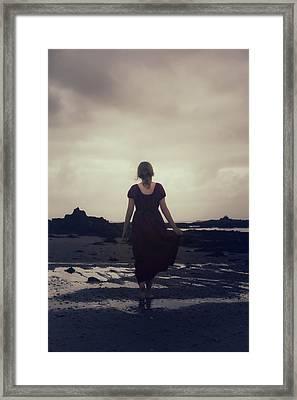 Low Tide Framed Print by Joana Kruse