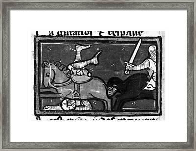 Maccabees, 2nd Century B Framed Print