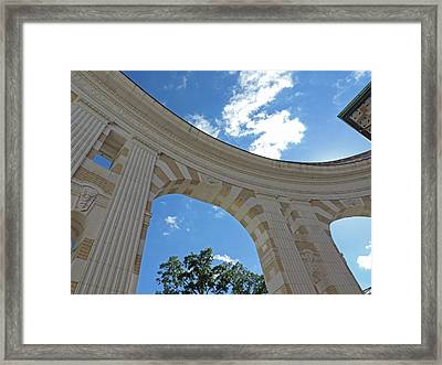 Margaret Morrison Carnegie Hall Framed Print by Cityscape Photography
