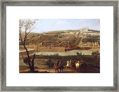 Martin, Pierre Denis, Called Framed Print by Everett
