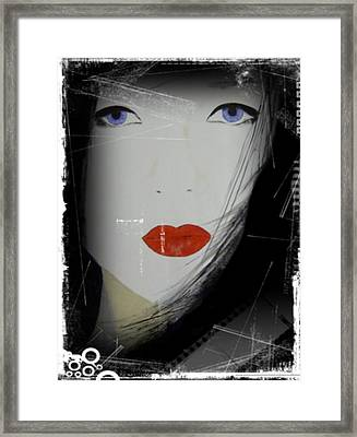 Memoirs Of A Geisha Framed Print