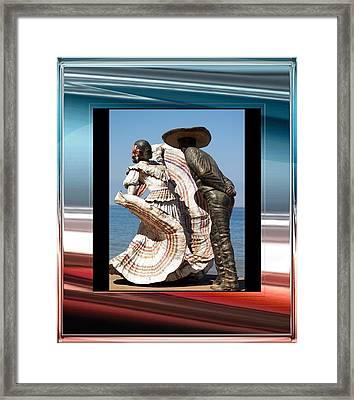 Mexico Framed Print