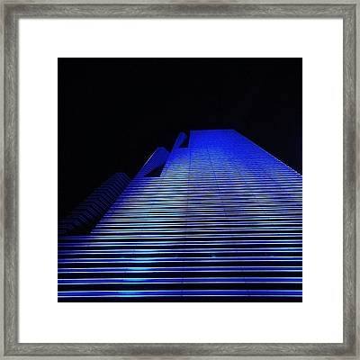 Miami Tower - Miami ( 1986 ) Framed Print