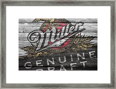 Miller Framed Print
