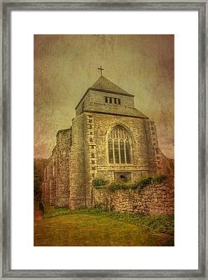Minster Abbey Framed Print by Dave Godden