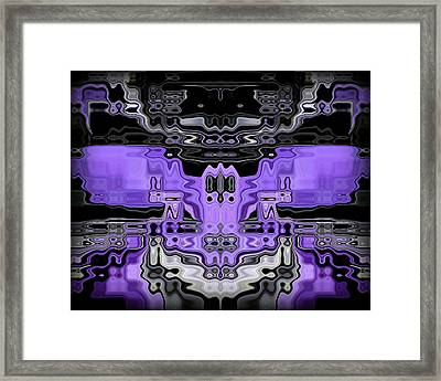 Motility Series 7 Framed Print by J D Owen