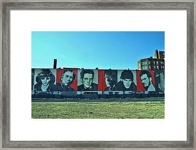 Mount Rush Core 2 Framed Print