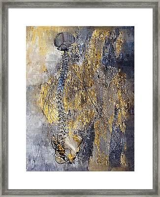 Nervous System Framed Print by Joseph Ventura