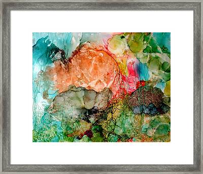 New Upload Framed Print by Susan Kubes