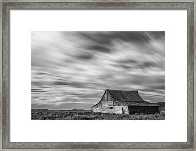 Not In Kansas Anymore Framed Print by Jon Glaser