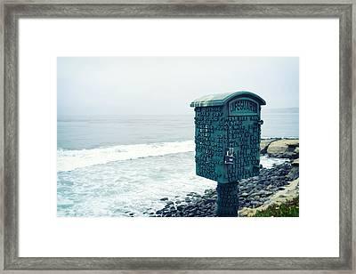 Ocean Spirit Framed Print