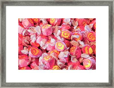 Ouray, Colorado, United States Framed Print