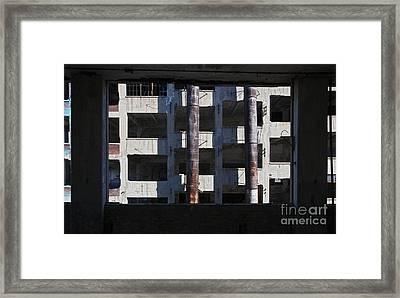 Packard Factory Framed Print
