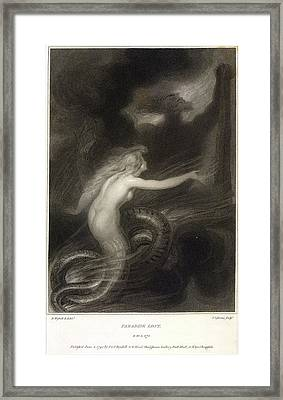 Paradise Lost Framed Print