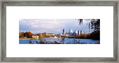 Philadelphia Pa Framed Print by Panoramic Images