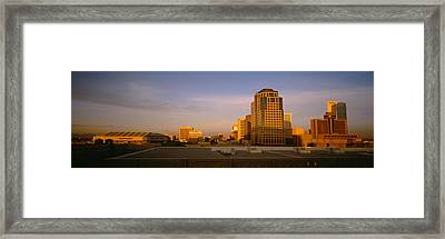 Phoenix Az Framed Print by Panoramic Images