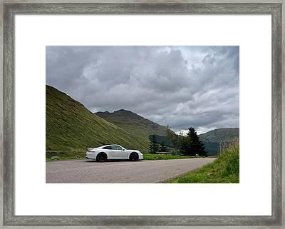 Porsche 911 Framed Print by Stephen Taylor