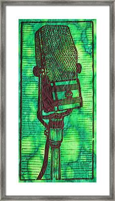 Rca 44 Framed Print