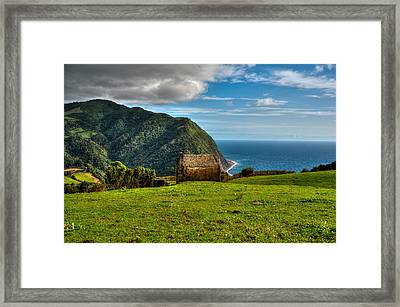 Rock Men Framed Print