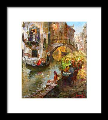 Designs Similar to Romance In Venice